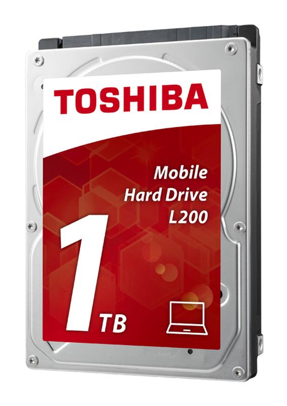 Disque dur interne 2.5 TOSHIBA L200 SATA 1 TO