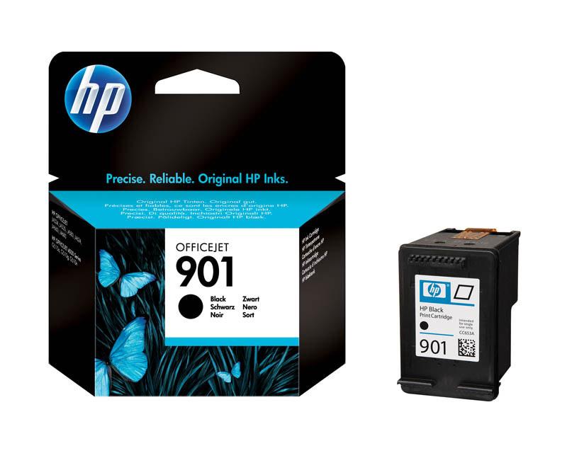 HP 901 Cartouche Noire authentique