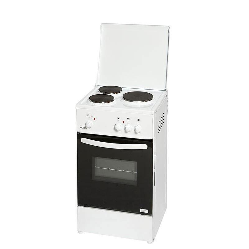 Cuisinière electrique VALBERG VAL CE 50 3CM BET blanche