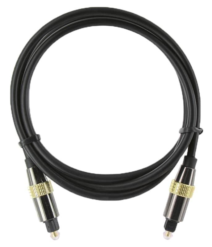 Câble fibre optique 1,5 mètres (photo)
