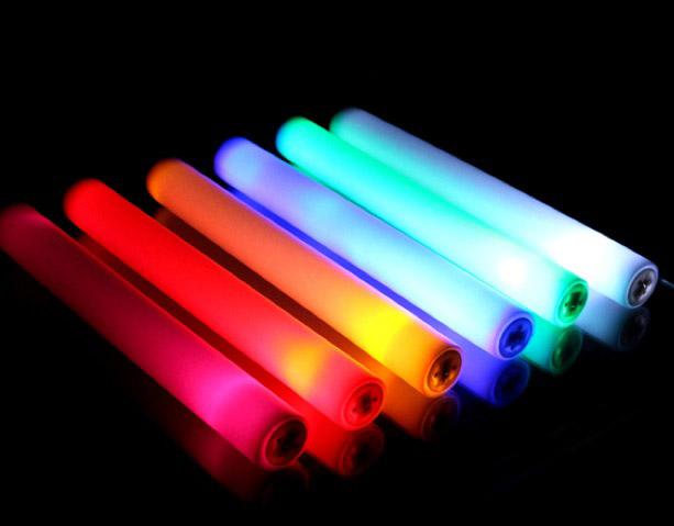 Bâtonnet LED couleur 40cm
