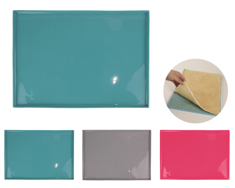 Plaque à genoise en silicone (photo)