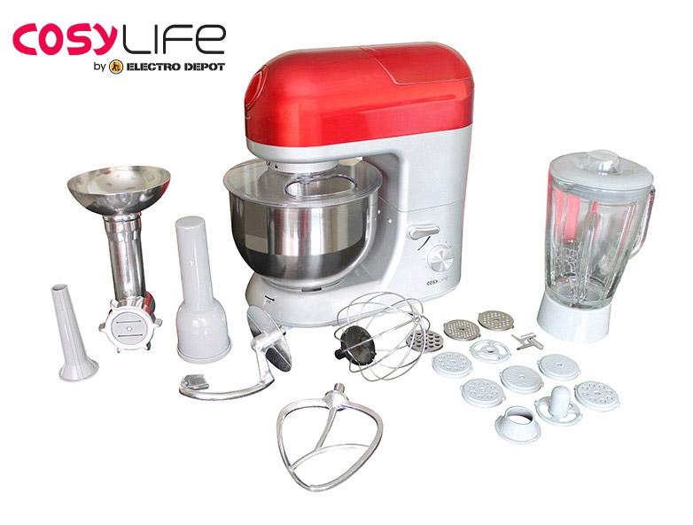 Robot p tissier pas cher robot de cuisine multifonctions - Electro depot cuisine ...