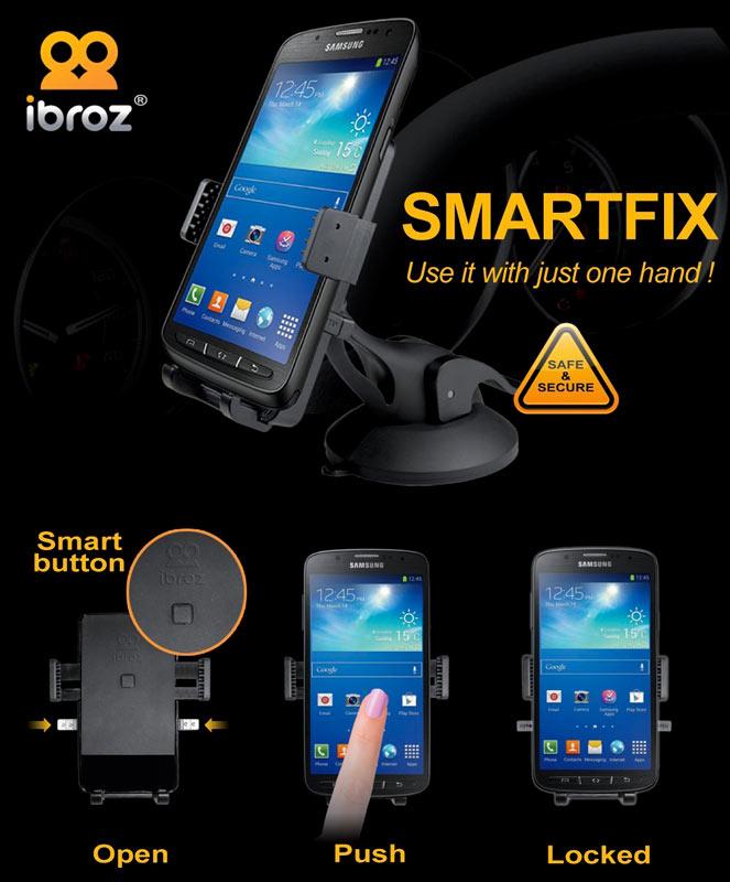 Support Ibroz Ibroz Smartfix Ferm.auto. (photo)
