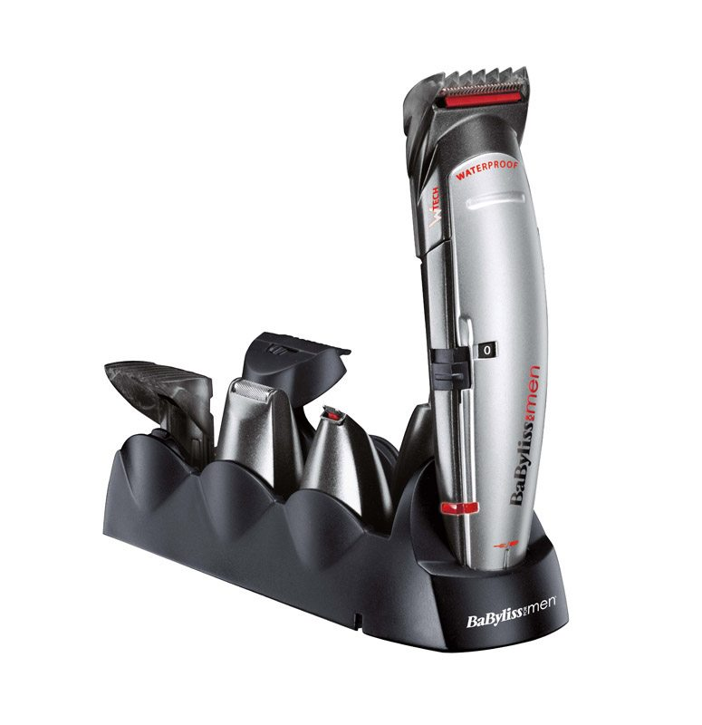 Tondeuse cheveux et barbe waterproof BABYLISS E835E (photo)