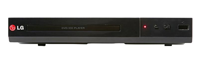 Lecteur DVD LG DP132H (photo)