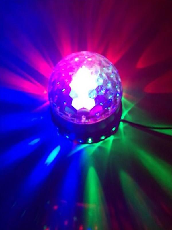 Jeu de lumière IBIZA UFO-ASTRO Blanc (photo)