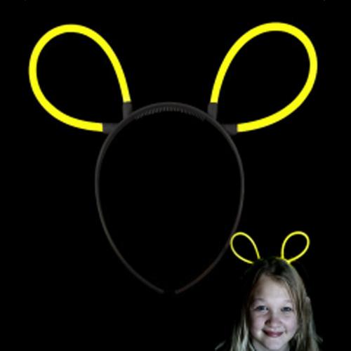 Serre-tête fluorescent