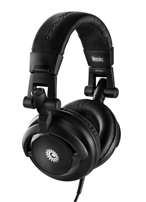 Casque filaire HERCULES DJ M40.1 (photo)