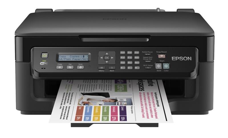 Imprimante Multifonction Epson Wf 2510