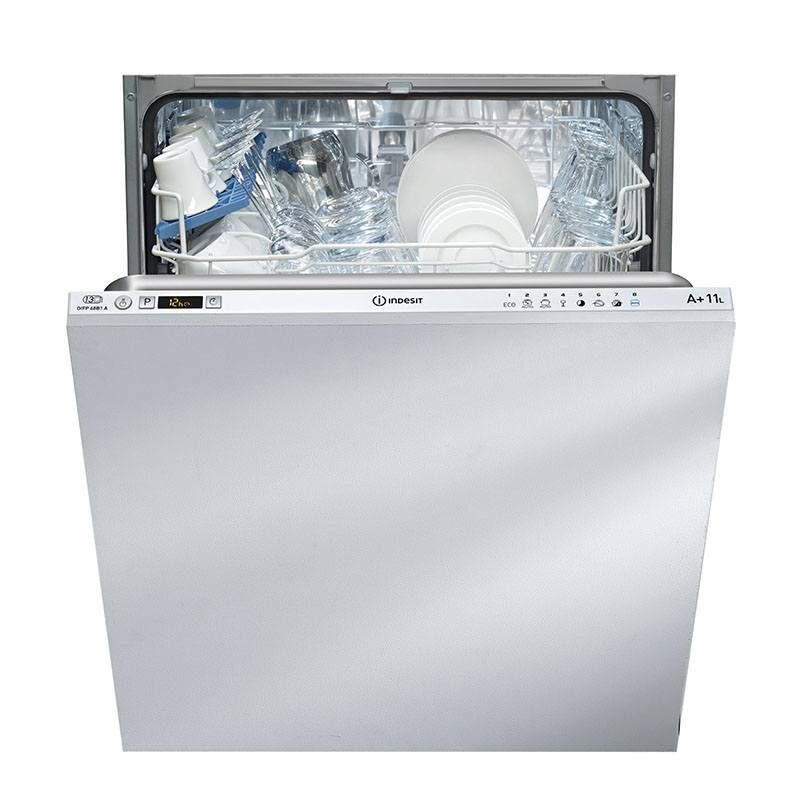 Lave-vaisselle full integrable INDESIT DIFP 68B1 EU