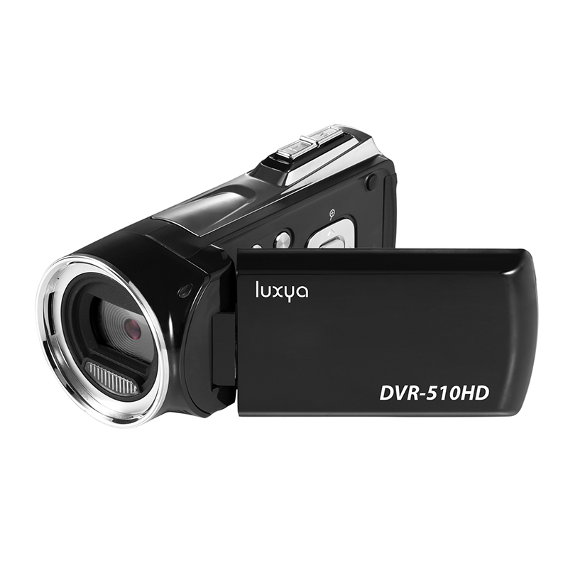 Camescope LUXYA DVR-510HD 1080p noir