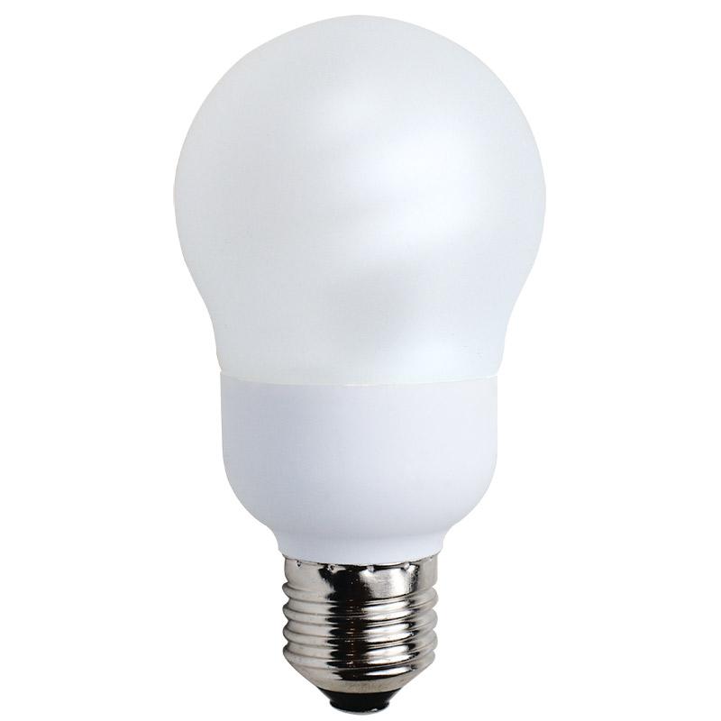 Ampoule ELECTRO DEPOT Fluo Compacte Globe E27