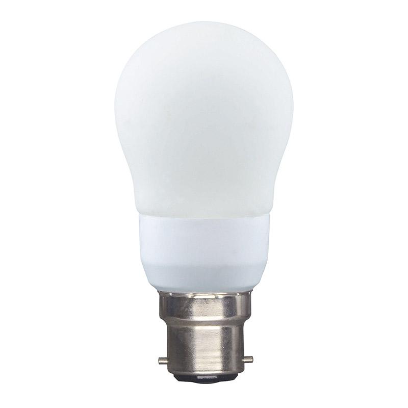 Ampoule ELECTRO DEPOT Fluo Compacte Globe B22