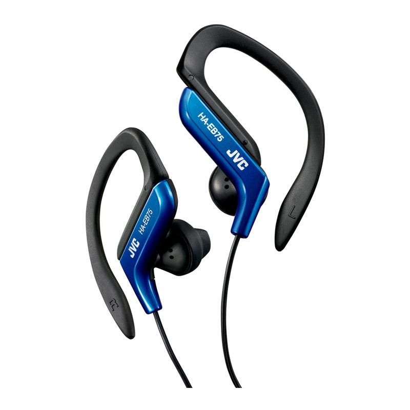 Ecouteurs Sport Jvc Ha-eb75-e Bleu