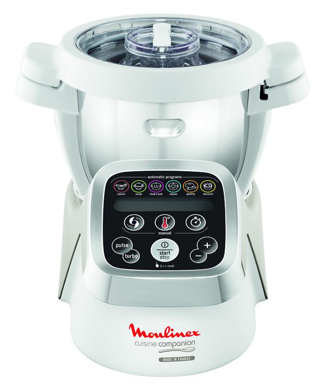 Robot cuiseur MOULINEX COMPANION HF800A10