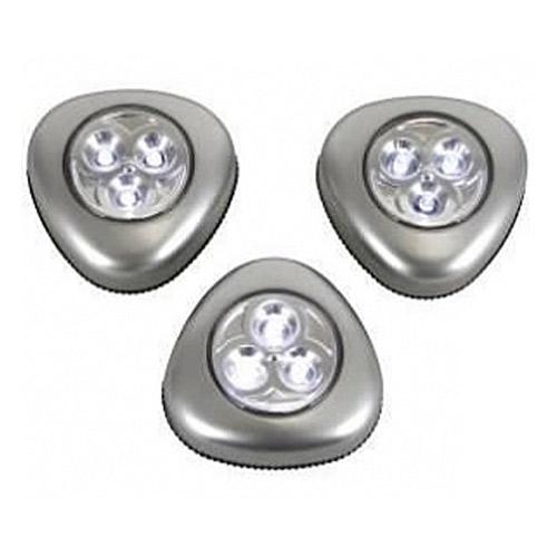 Spot de placard à LED x 3