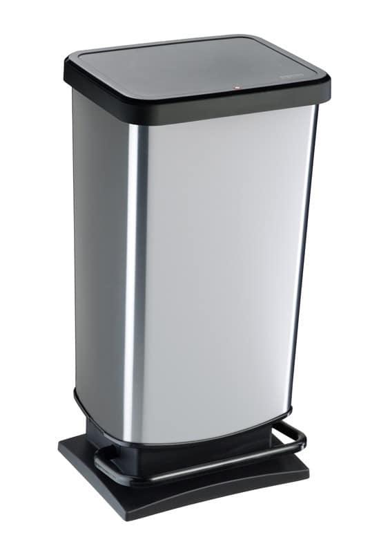 Poubelle 40 litres Rotho (photo)