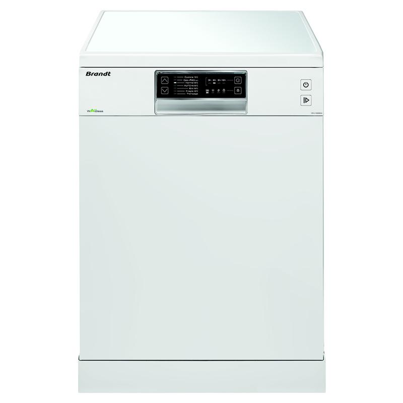 Lave-vaisselle 13 couverts BRANDT DFH13526W (photo)