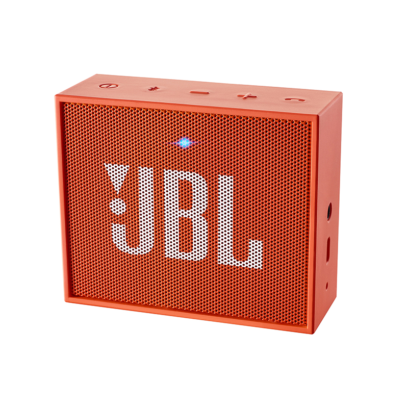 Enceinte JBL GO orange bluetooth (photo)
