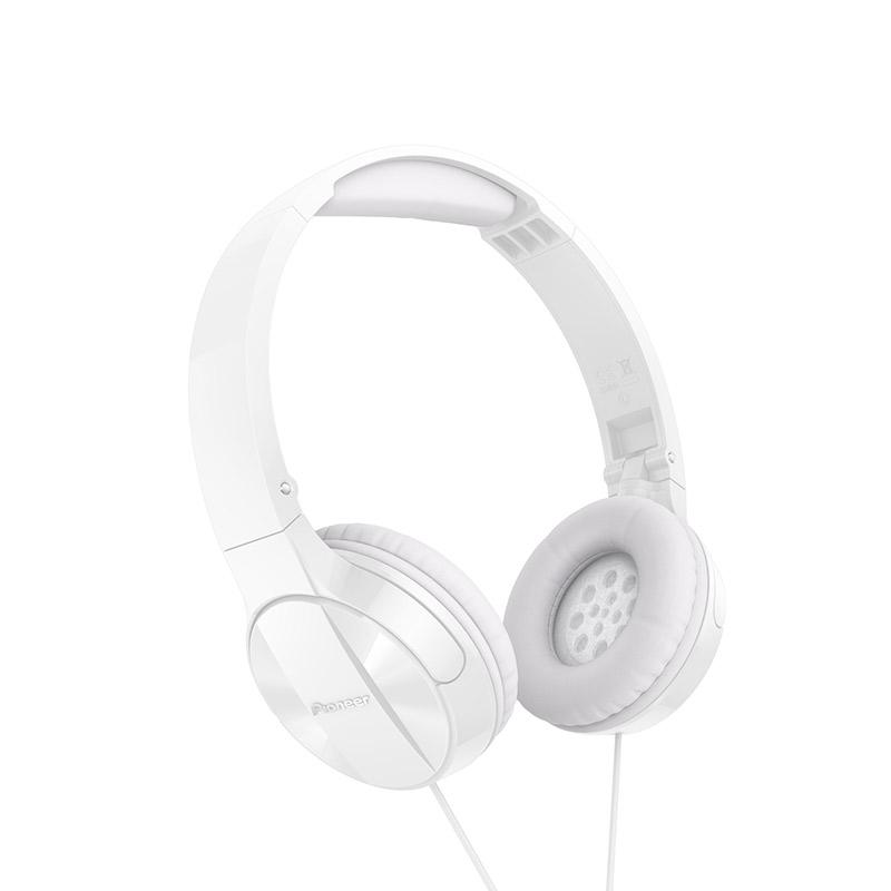Casque PIONEER SE-MJ503 blanc