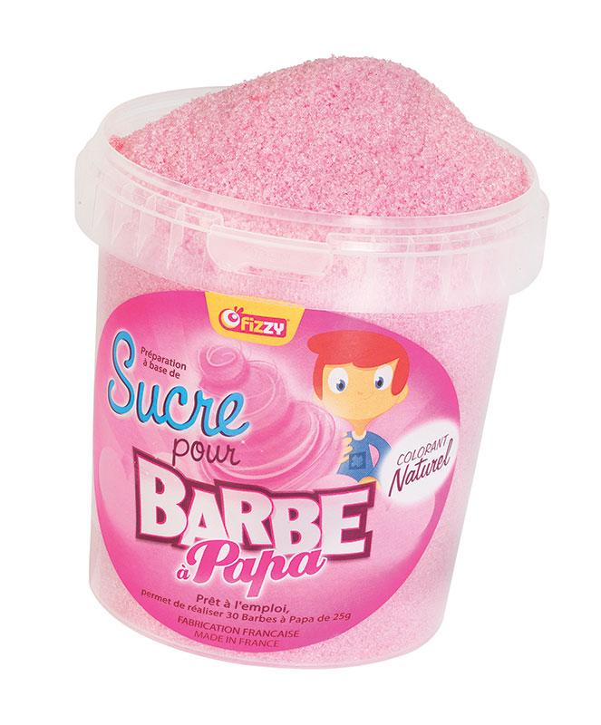 Sucre Pour Barbe À Papa Fizzy