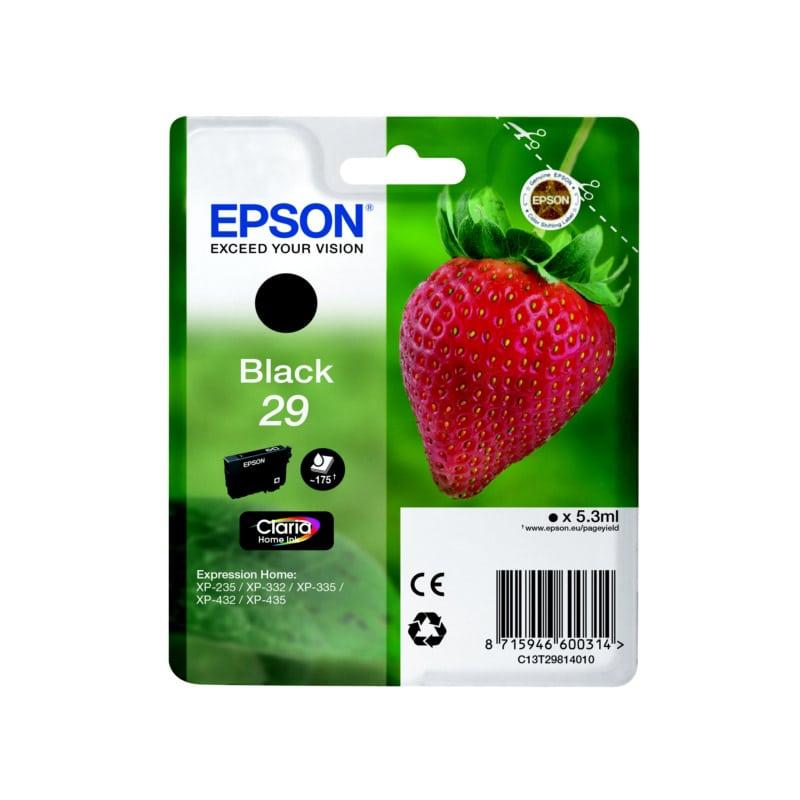 Cartouche EPSON B29 Fraise Noir