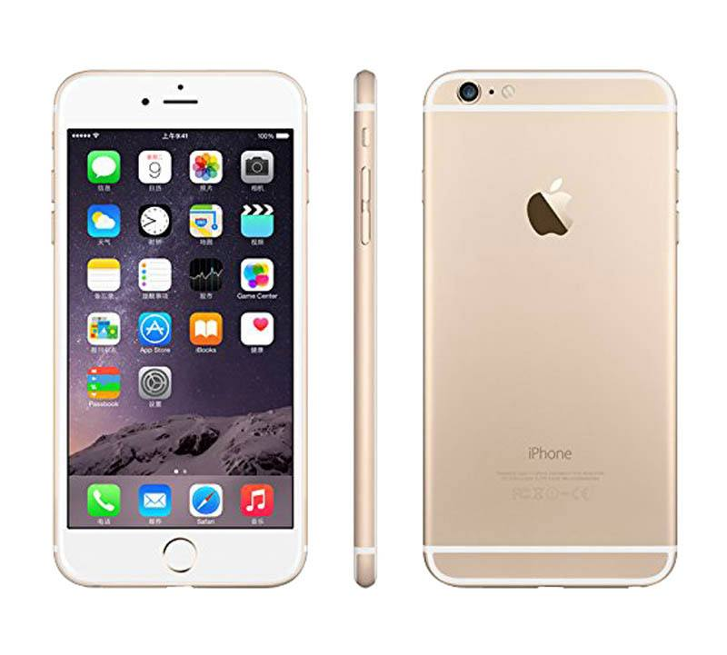 APPLE iPhone 6+ 16 Go Gold reconditionne grade A+