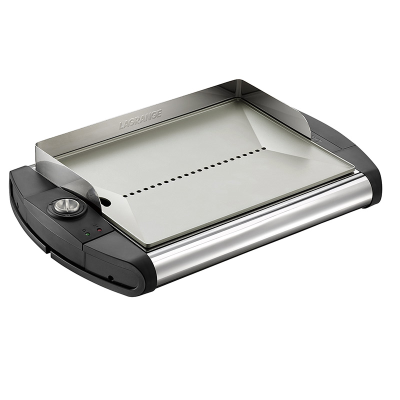 Plancha Lagrange Color Clips Inox 329 003