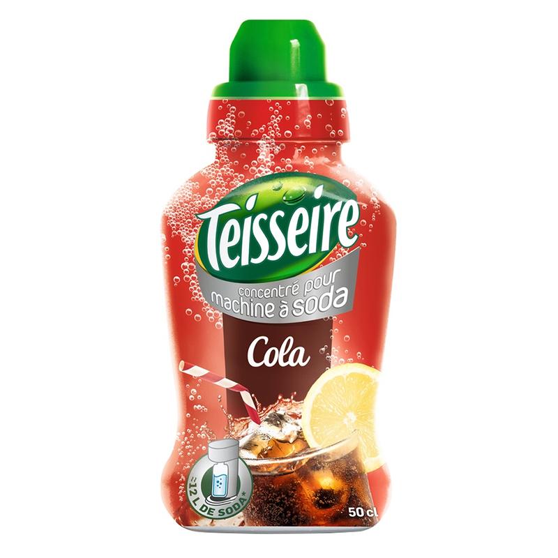 Concentré Teisseire Cola 500 Ml