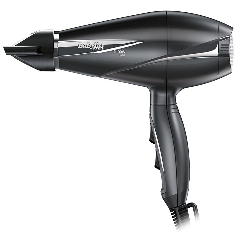 Sèche-cheveux BABYLISS 6609E Moteur Pro Ionic