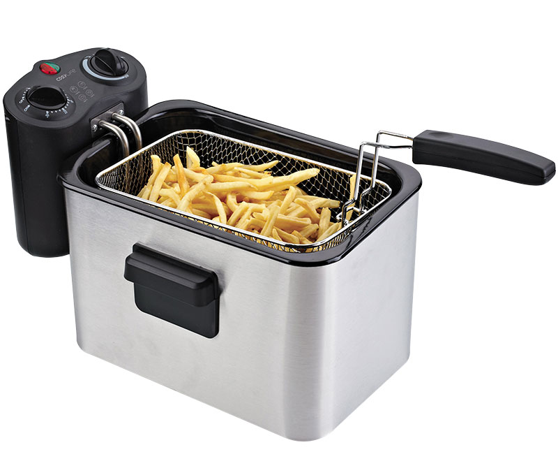 Friteuse COSYLIFE CL-DF4TX (photo)