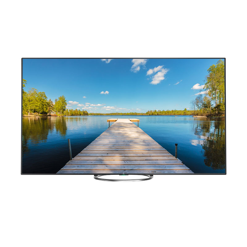 t l viseur ultra haute d finition 4k 139 cm tcl u55s7906 comparer les prix sur shopoonet. Black Bedroom Furniture Sets. Home Design Ideas