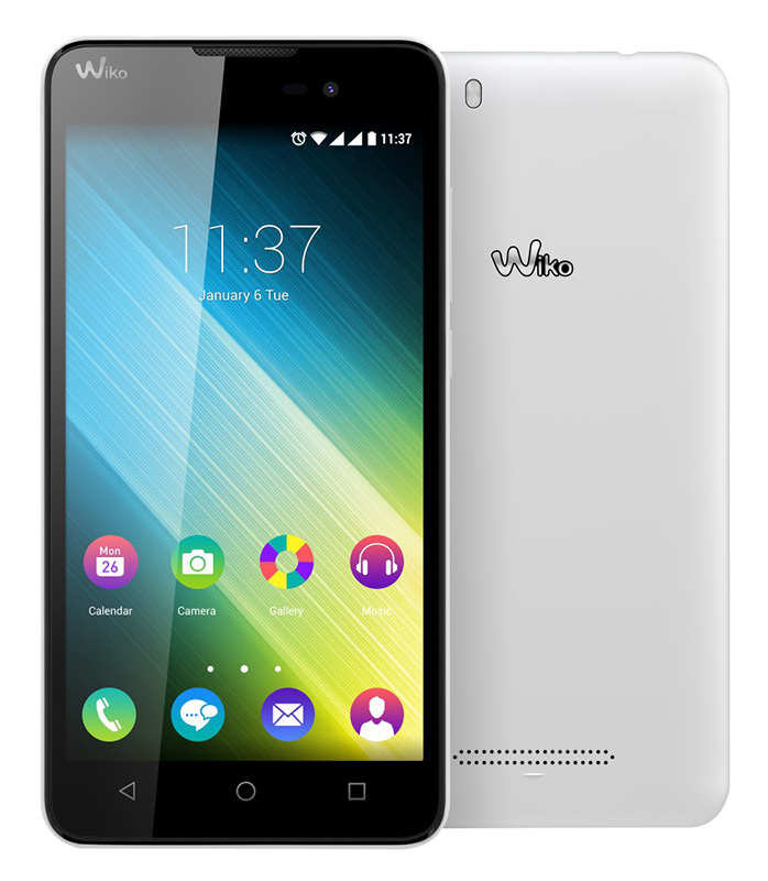 Smartphone WIKO Lenny 2 3G blanc