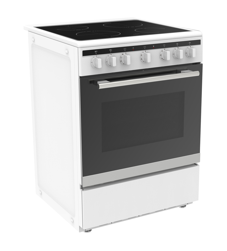 Cuisinière Induction VALBERG CI 60 4MC W MISC (photo)