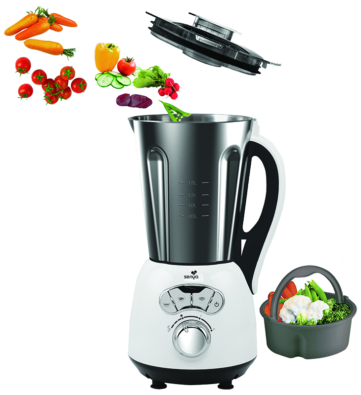 Blender SENYA CHAUFFANT SYCK-HB006 (photo)