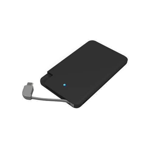 Batterie de secours pour smartphone PJUICE SLIM 2500 mAh