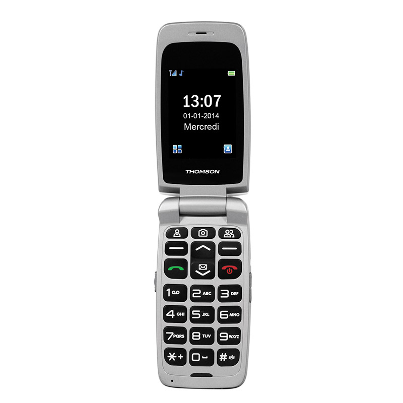 Mobile THOMSON SEREA 62 2,4 noir
