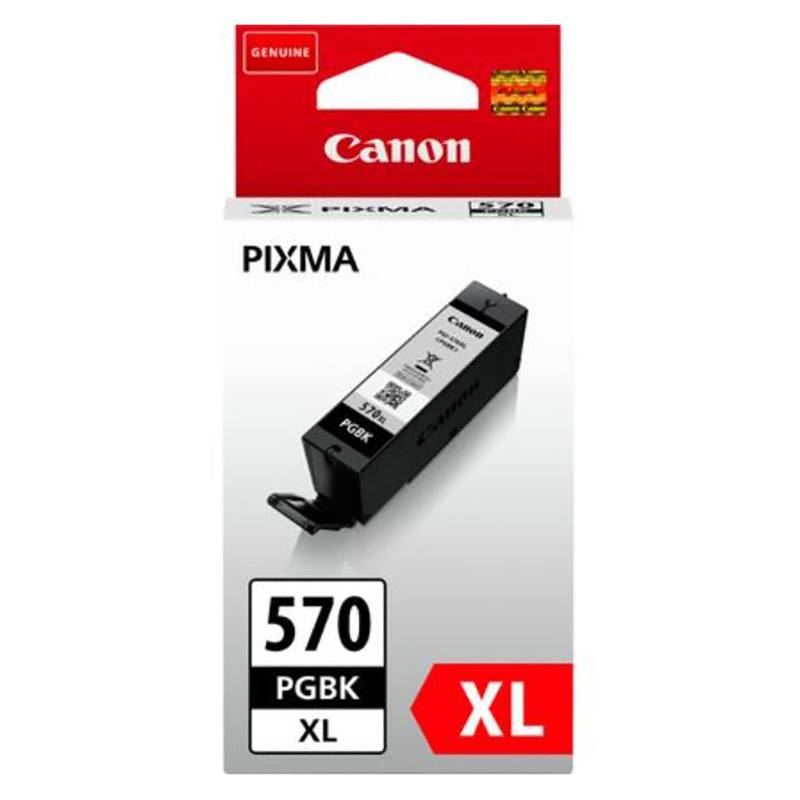Cartouche CANON PGI 570 XL Noir (photo)