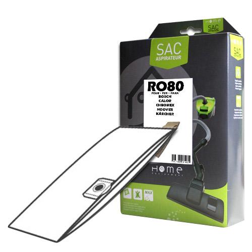 Sacs Aspirateur Ro80