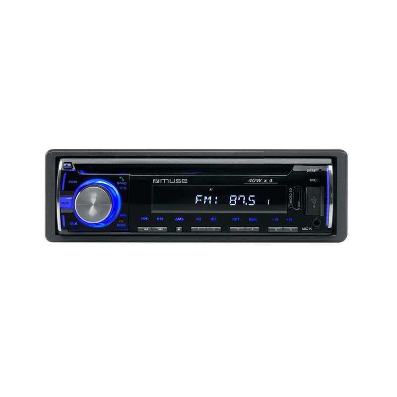 Autoradio MUSE M-1229 BT (photo)
