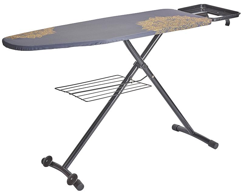 Table à repasser BELLAVITA CESAR 132x46 cm
