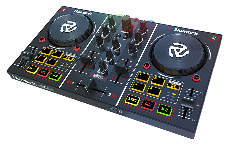 Controleur USB NUMARK PARTY MIX
