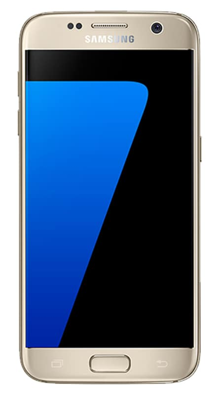Mobile Samsung Galaxy S7 Or