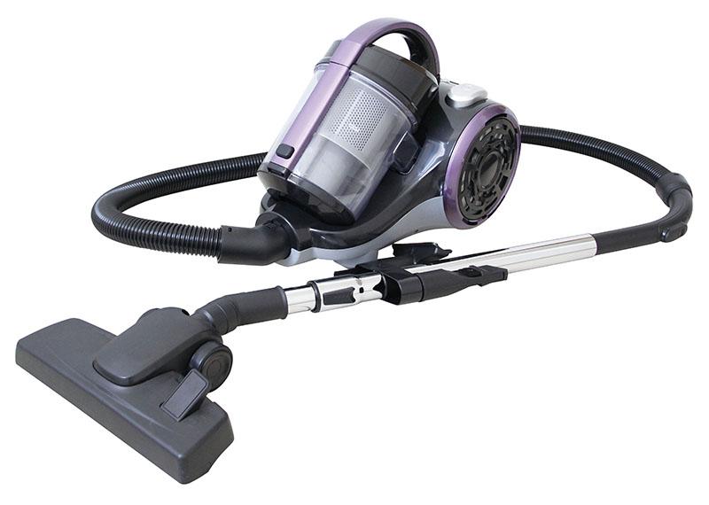 Aspirateur Exceline Cycloclean-03 Gris/violet
