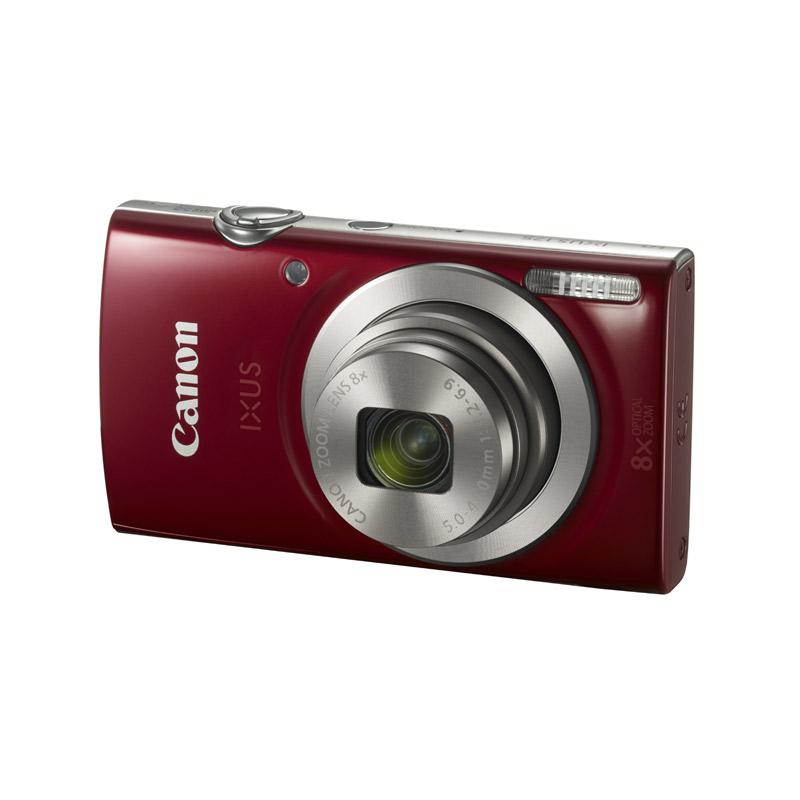 Apn Canon Ixus 175 Rouge (photo)