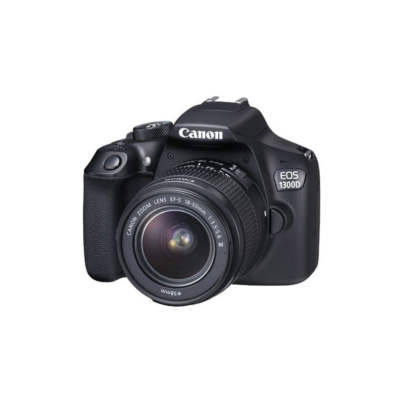Apn Réflex Canon Eos1300d + Objectif 18-55 Iii