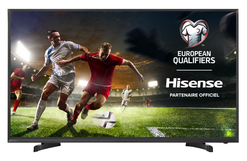 Tv led hisense h40m2100c