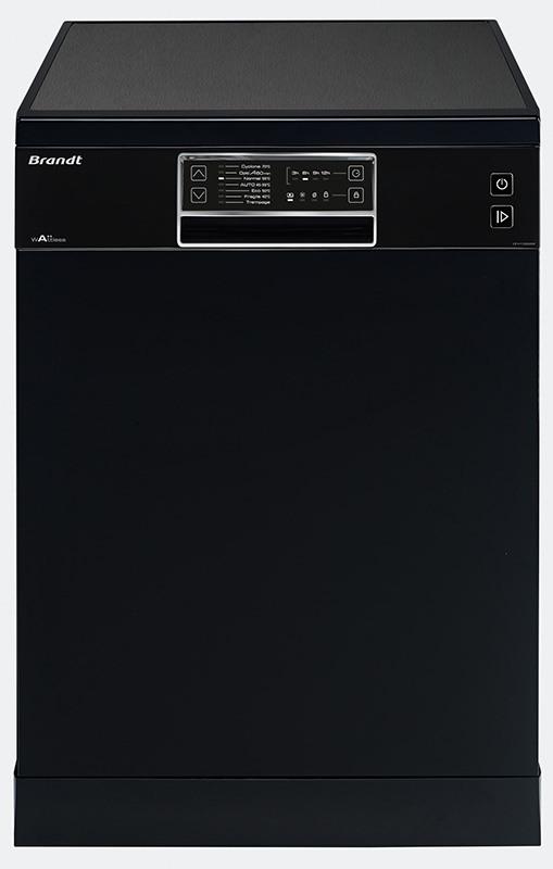 Lave vaisselle 13 couverts BRANDT DFH 13526 B (photo)