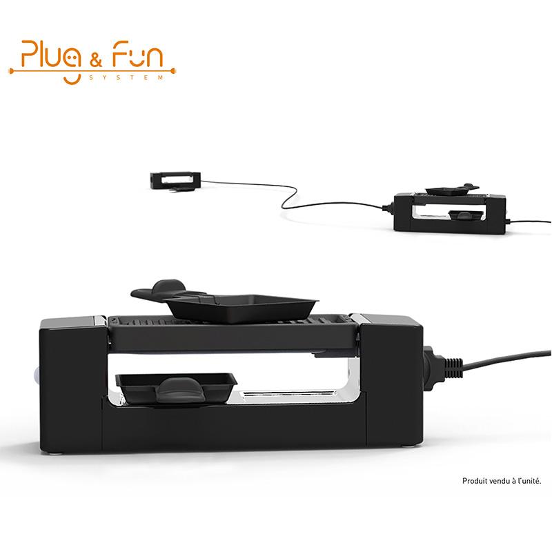 Raclette Cosylife Plug & Fun Cl-r2p
